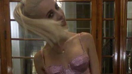 Clizia Incorvaia, i look sexy della moglie di Francesco Sarcina