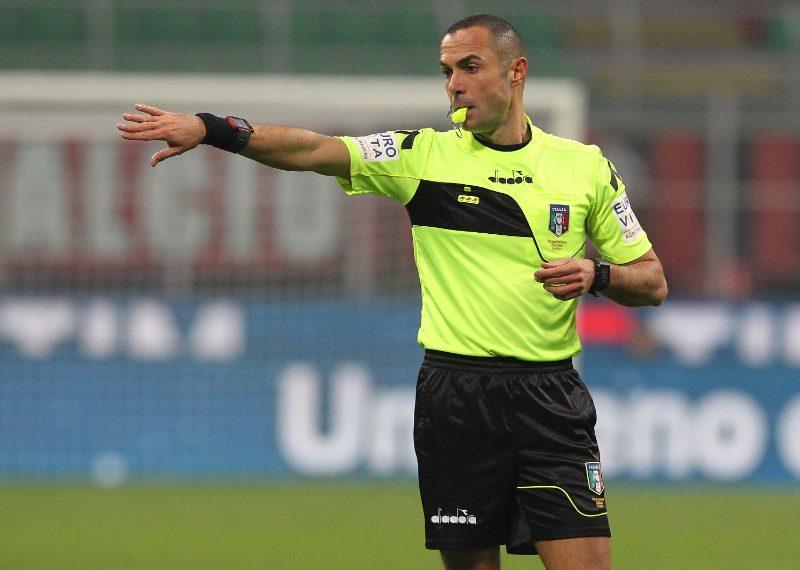designato per la gara Fiorentina-Juventus