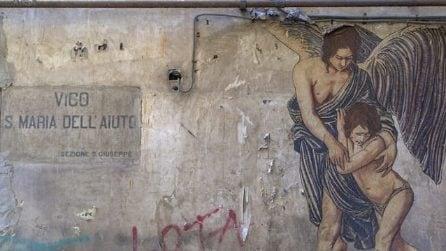 Gli angeli di Žilda a Napoli, la città dei demoni