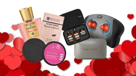 Regali beauty per San Valentino: 30 idee per lei e per lui
