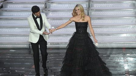Sanremo 2018: tutti i look della finale