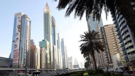 A Dubai l'hotel più alto del mondo