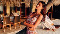 La vacanza alle Maldive di Belén Rodriguez