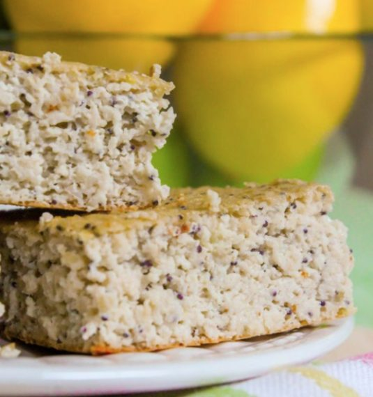 Lemon-poppy seed bars. Credit: http://eat-spin-run-repeat.com/recipes-2/?recipe_id=6048358