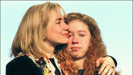 La trasformazione di Chelsea Clinton