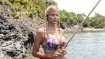 I look stravaganti di Francesca Cipriani all'Isola dei Famosi