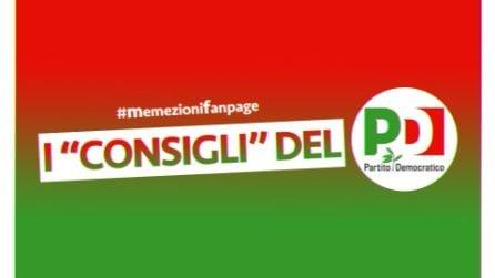"""#memezionifanpage - I """"consigli"""" del PD"""