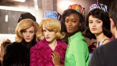 Tutti i capelli della Milano Fashion Week