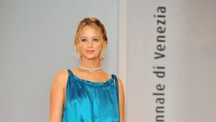 L'evoluzione dello stile di Jennifer Lawrence