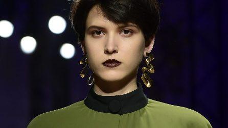 Milano Fashion Week: il trucco si concentra sulle labbra
