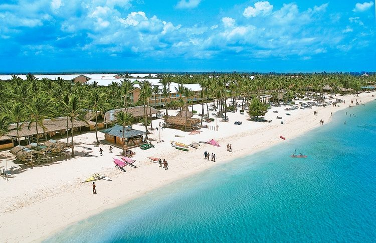 Playa Norte, Yucatan - Messico