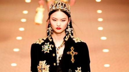 Dolce&Gabbana collezione Autunno/Inverno 2018-19