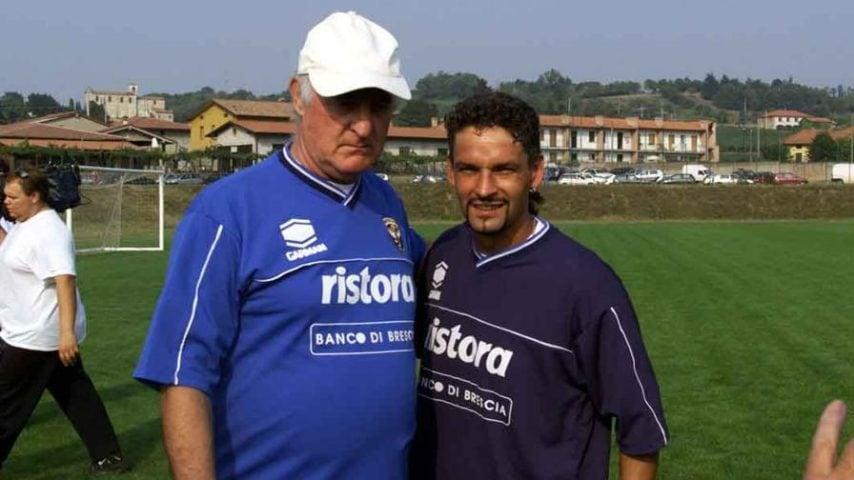 """""""Mister, volevo giocare con Roberto Baggio, sono cresciuto con il mito di Baggio, mi hanno presentato questa occasione e non ci ho pensato nemmeno un secondo..."""""""