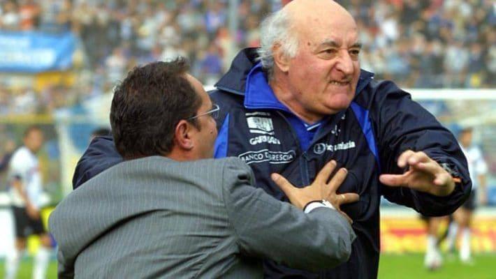 """""""La statura morale dell'uomo venne fuori il giorno in cui decisi di far rientrare in squadra Roberto Baggio dopo uno dei suoi tanti infortuni"""""""