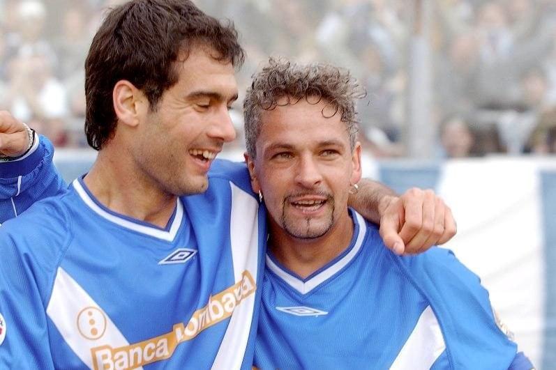 """""""Guardiola in quella partita si avvicinò a bordocampo, dove Baggio era in attesa di entrare al posto di Giunti, e gli cedette la sua fascia di Capitano. Roberto continuava a dire: «Pep tienila tu, non ti preoccupare, lascia stare...»"""""""