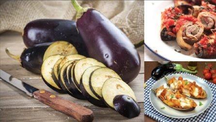 La bontà delle melanzane: 7 ricette squisite e semplici