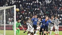 Coppa Italia, le immagini di Juve-Atalanta