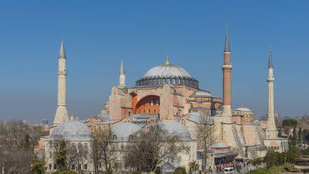 Santa Sofia a Istanbul, capolavoro di architettura religiosa e non solo