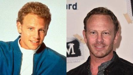 La trasformazione degli attori di Beverly Hills 90210