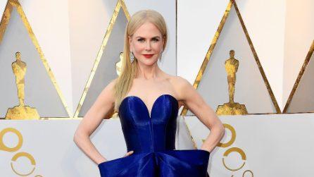 Oscar 2018: i voti ai look delle star sul tappeto rosso