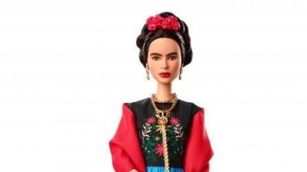 Le Barbie ispirate alle donne leggendarie