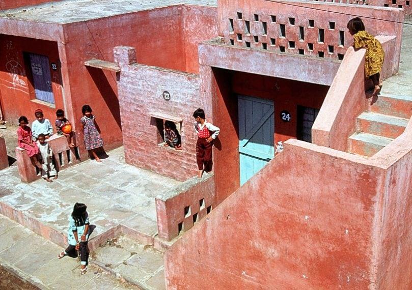 Aranya Low Cost Housing (photo courtesy of VSF)
