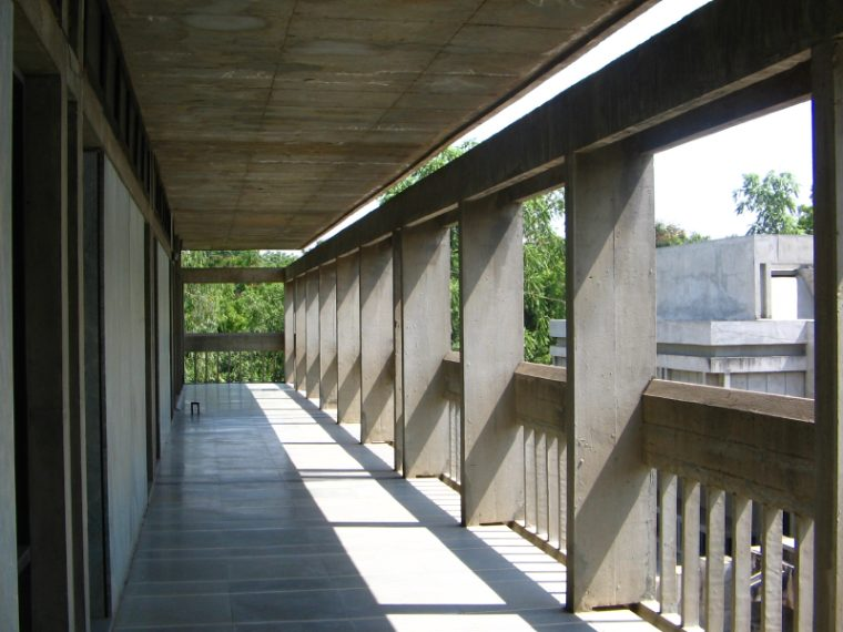 Institute of Indology (photo courtesy of VSF)