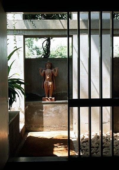 Sangath Architect's Studio (photo courtesy of VSF)
