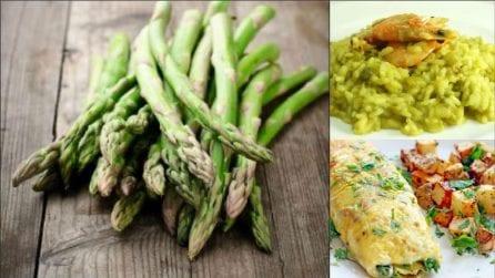 6 squisite ricette da preparare con gli asparagi
