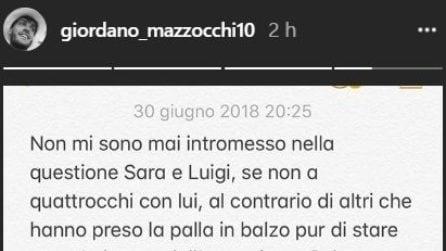 La bromance tra Luigi Mastroianni e Giordano Mazzocchi