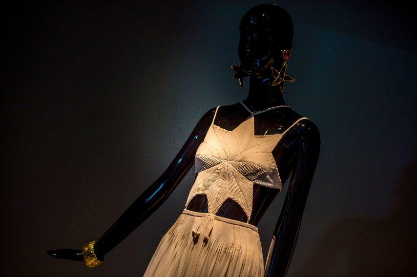 La mostra di Givenchy