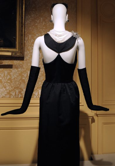 In mostra l'abito indossato da Audrey Hepburn nel celebre film