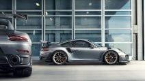 Ibrahimovic e la sua Porsche da 300 mila euro