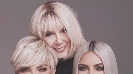 Mary Jo Campbell, la nonna glamour di Kim Kardashian