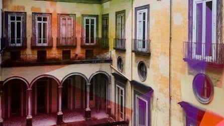 La nuova vita di Palazzo Fondi a Napoli