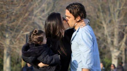 Federica Nargi e Alessandro Matri: le dolci foto di famiglia