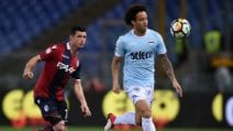 Serie A, le immagini di Lazio-Bologna