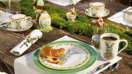 Come apparecchiare la tavola di Pasqua: idee per decorarla in modo perfetto