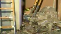 Catania, scoppio in un palazzo: tre morti, due sono vigili del fuoco