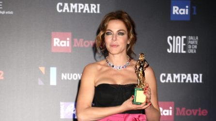 I look delle star ai David di Donatello 2018
