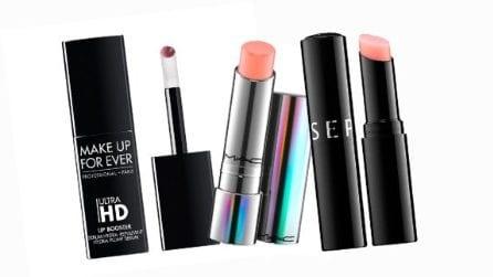 I balsami labbra rivelatori di colore da provare adesso
