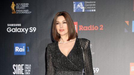 Il nuovo taglio di capelli di Monica Bellucci