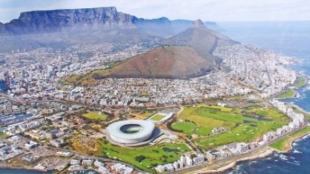 Innamorarsi perdutamente del Sudafrica