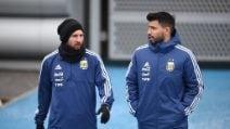 L'Argentina di Messi in amichevole con l'Italia