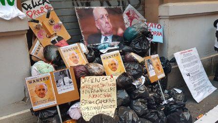 Napoli, il corteo di Stop Biocidio per dire basta alla Terra dei Fuochi