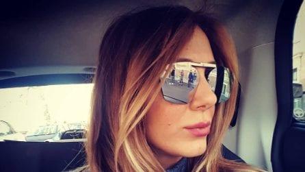 I look e le acconciature glamour di Melory Blasi