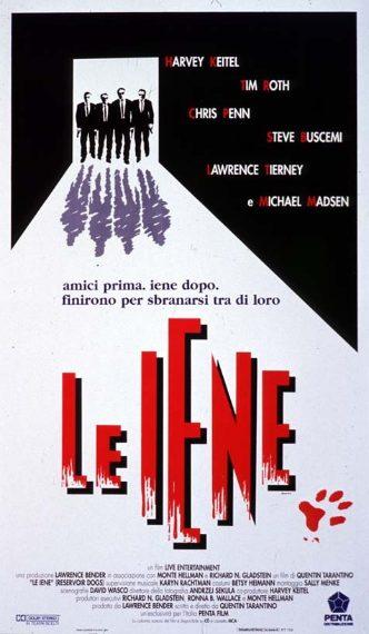 Super Le locandine dei film migliori di Quentin Tarantino BT37