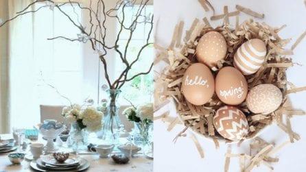 Pasqua è alle porte: ecco delle idee creative per decorare la tua tavola