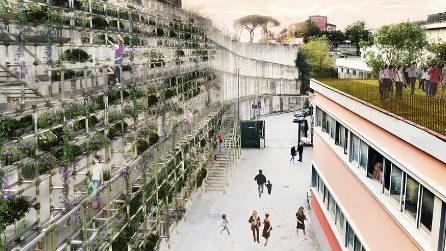 La rinascita di Capodichino: il progetto di un team di giovani architetti napoletani