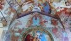La suggestiva Cappella della Madonna di Loreto a Roccapietra